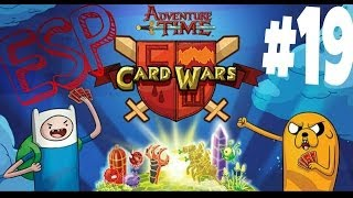 Card Wars: #19 | Gameplay | ESPAÑOL | HORA DE AVENTURA |