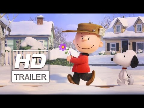 Snoopy & Charlie Brown - Peanuts. O Filme   Trailer Dublado HD