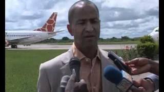 4 FEVRIER 2011 :: SITUATION A L AEROPORT DE LA LUANO DE LUBUMBASHI