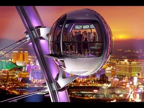 The Linq - Las Vegas - Ferris Wheel - Caesars Entertainment