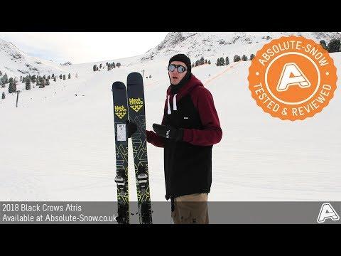 2017 / 2018   Black Crows Atris Skis   Video Review