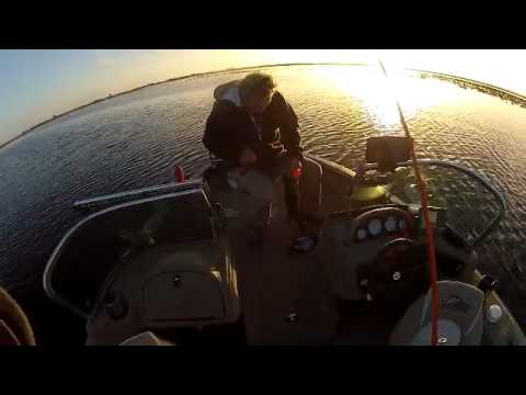 Lake Kissimmee Bass Fishing with Deb Brown