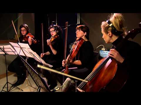 Twin Atlantic ft Cairn String Quartet - Brothers and Sisters (BBC Radio Scotland Live Session)