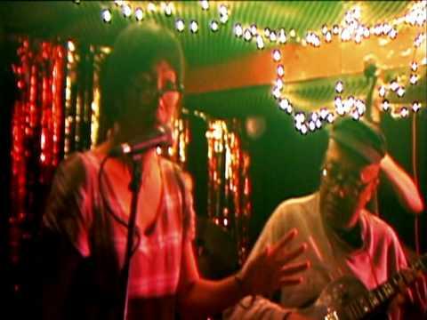 Bern Nix Trio Live Cake Shop NYC 12/01/08 w/Susan Yung