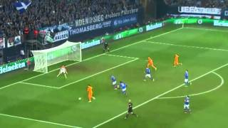 Schalke 04 vs Real Madrid 1-6 (UEFA Champios League) 26/02/2014