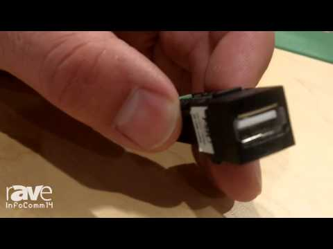 InfoComm 2014: FSR Exhibits the SS-USB-CHRG Charger