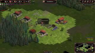 Age of Empires: Definitive Edition - 1v3 RM Macedonians Highlands - eartahhj - 14/06/2019