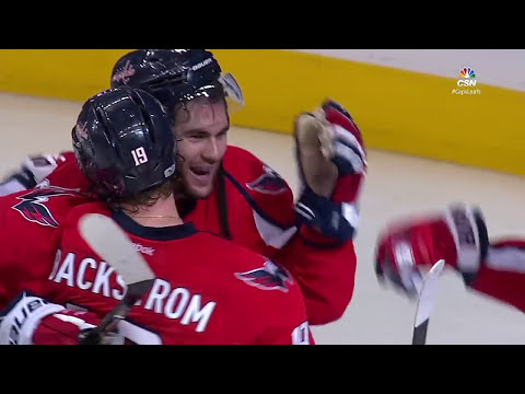 Вашингтон – Торонто (14.04.17) Евгений  Кузнецов–голевая передача...