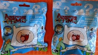 Adventure Time Mystery Figure Opening Collect All 6