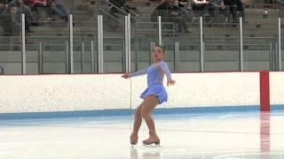 Brittney Shiue - Short IceFest 2012