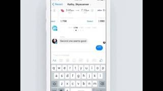Facebook Messenger Chatbot Demo
