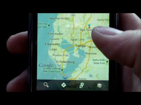 How to use Android Best GPS App Review