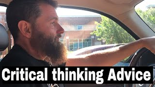 Video: Critical Thinking in times of COVID/Media Madness - DeenShowTV