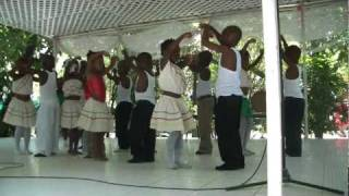Haiti Dance Performance 3 - La Bamba