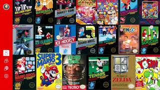 Super Mario Bros. 3 Credits Warp - Switch