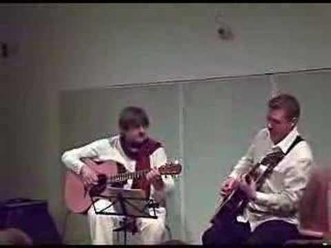 Philip Catherine Nigel Clark Guitar Duo