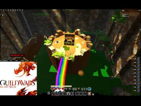 Guild Wars 2 - Super Adventure Box Speed Run (8m 39s)