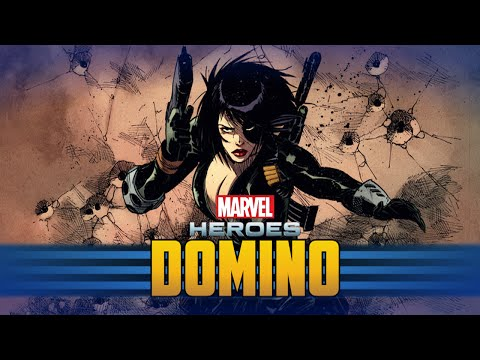 Marvel Heroes: Domino Team-Up