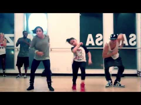 #thatPOWER - Will.i.Am ft Justin Bieber Dance Choreography | Matt, Dana, & Sierra Neudeck