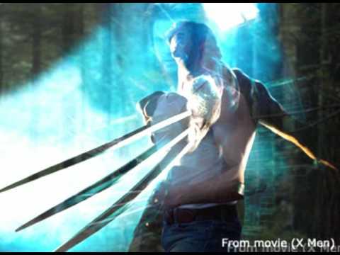 Wolverine Claws (X-MEN) - 3D Model