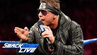 """Miz TV"" gets heated with Shane McMahon, Drew McIntyre & Elias: SmackDown LIVE, June 11, 2019"
