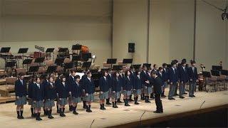「わせねでや」 仙台南高校音楽部合唱団 みんなでつくる復興コンサート2015
