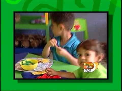 CENTRO INFANTIL KAYROS Teletica Canal 7 Buen Dia Guarderia Learning Day Care