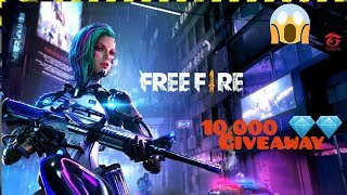 Free Fire Live Tournament [10.OOO Diamond] Finale🔥