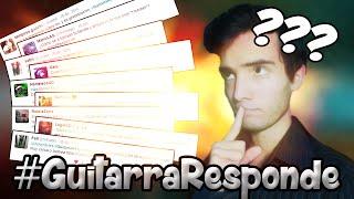 PREGUNTAS Y RESPUESTAS!! #GuitarraResponde - GuitarHeroStyles