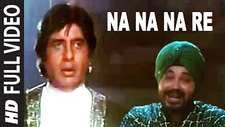 Download Na Na Na Re Full HD Song | Mrityudaata | Amitabh Bachchan, Daler Mehandi 3Gp Mp4