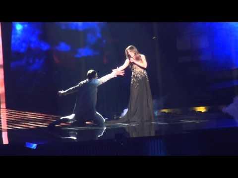 Ira Losco - Walk On Water (Malta) Eurovision 2016 2nd Rehearsal