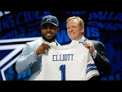 Dallas Cowboys beat writer Brandon George shares his thoughts on 1st round pick Ezekiel Elliott
