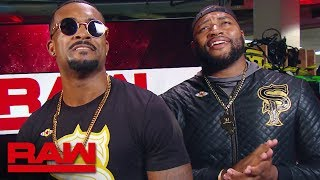 The Street Profits fired up for Raw in NYC: Raw, Sept. 9, 2019