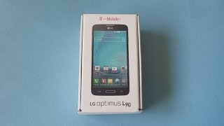 T-Mobile LG Optimus L90 (D415)