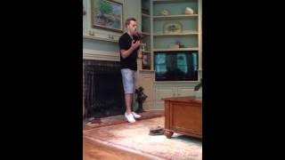Tyler Small - Vemma House Event 7/20/13