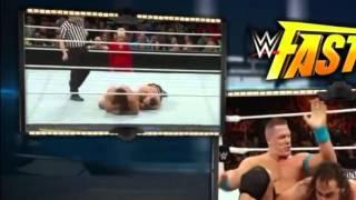 Vous avez manqué Fastlane ? John Cena vs Rusev Match Complet