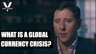 """Global Currency Crisis Is Coming - The """"Dollar Milkshake"""" Theory (w/ Brent Johnson)   Real Vision™"""
