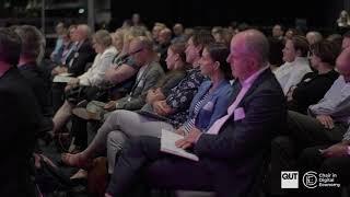 Chair Digital Economy - Hidden in Plain Sight - QUT Event
