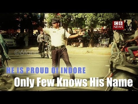 Indore 8 - Singham Traffic Police HD 1080 India Need This kind...
