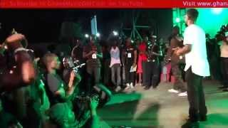 Sarkodie - Performance @ EL's B. A. R. concert