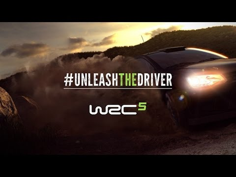 WRC 5 (WORLD RALLY CHAMPIONSHIP) - NEWS AND ANNOUNCEMENTS -  GAME BOX COVER ART SCREENSHOTS!