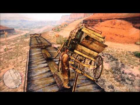 Red Dead Redemption Glitches And Funny Stuff