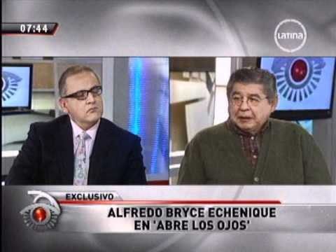 Entrevista Beto Ortiz a Alfredo Bryce Echenique (1)
