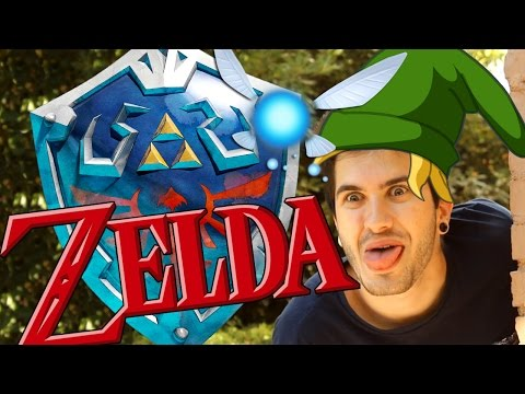 Wismichu es adicto a The Legend of Zelda