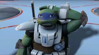 MV Leo Raph Out of my System TMNT 2016