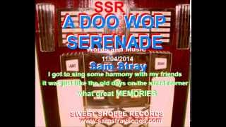 A DOO WOP SERENADE Sam Stray and The Bop Ba Do'S