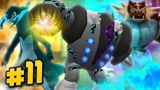 Pixelmon Legendary Quest Episode 11 - TERMINATOR REGIGIGAS RETURNS! (Minecraft Pokemon S4)