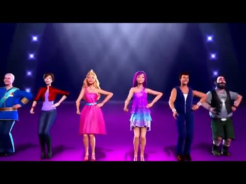 Barbie -  La Princesa y la Estrella del Pop - El Día Perfecto