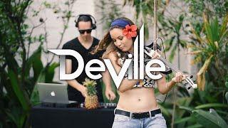 DeVille | Electric Violin & DJ Collab | House Mix