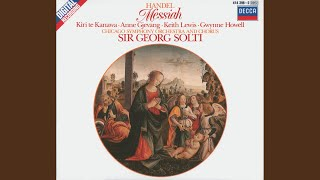 Handel Messiah Hwv 56 Pt 1 34 Behold A Virgin Shall Conceive O Thou That Tellest Good